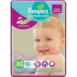 Pampers Premium Care XG 16...