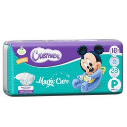 Fralda Cremer Magic Care P...