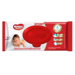 Toalha Huggies Supreme Care...
